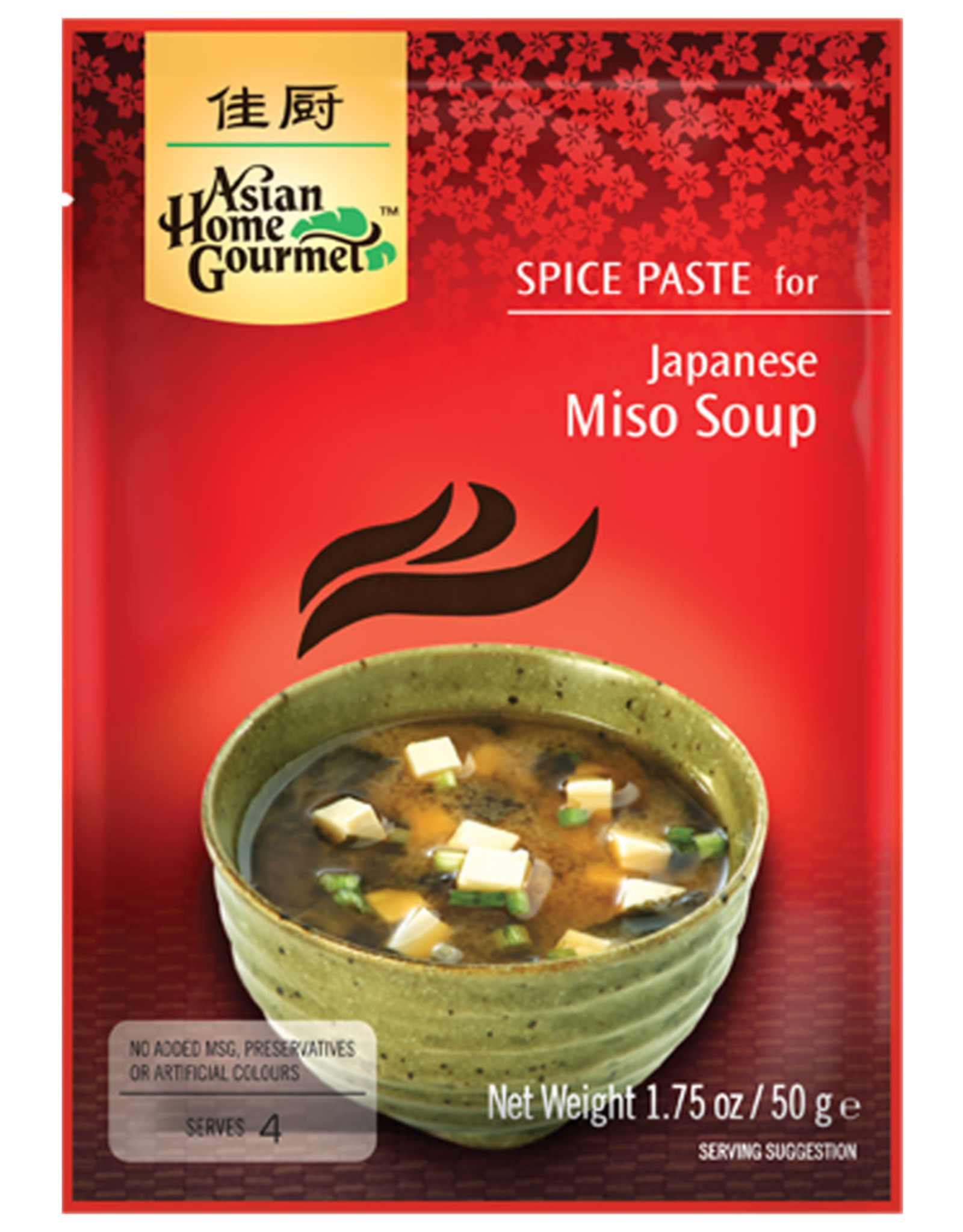 Soup Mix Japanese Miso Ahg 50G
