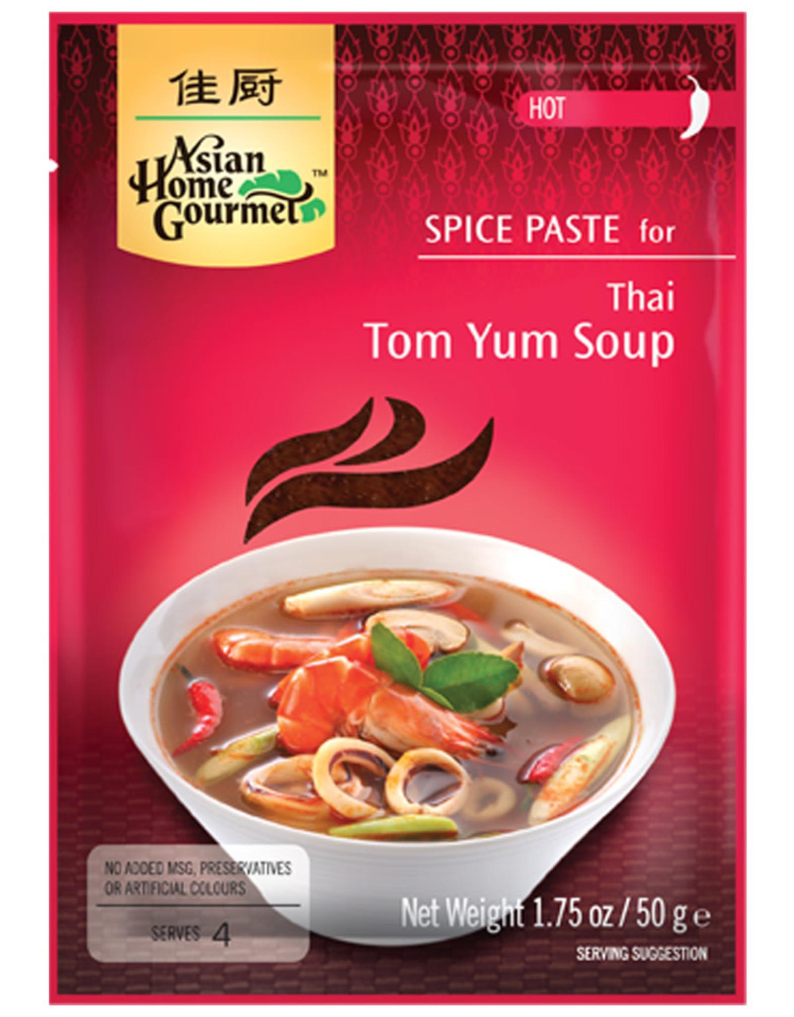 Soup Mix Tom Yum Ahg 50G