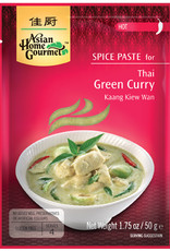 Spice Paste Green Curry Ahg 50G