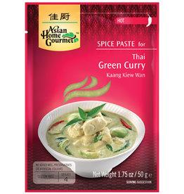 Kruidenpasta Groene Curry Ahg 50G