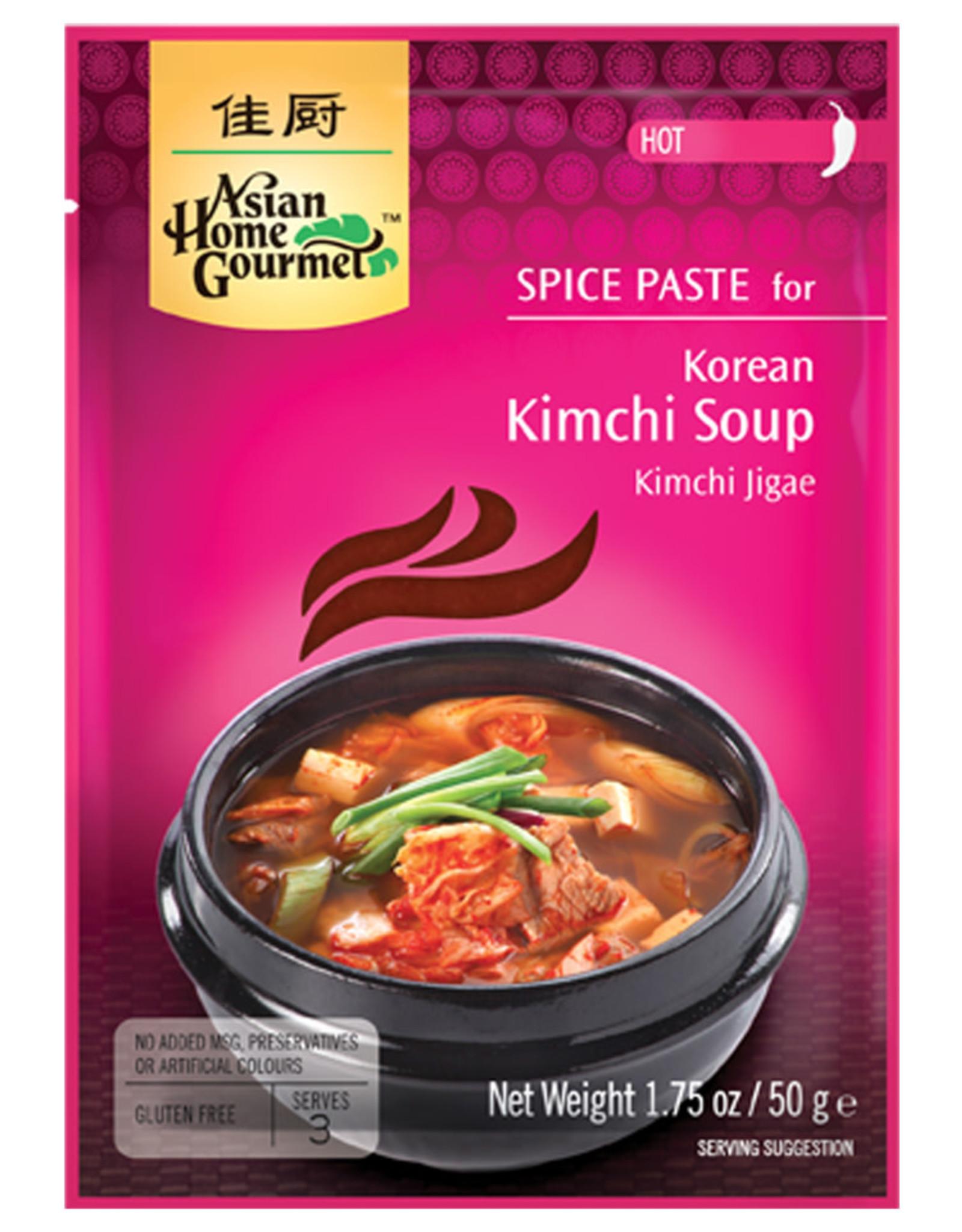 Spice Paste Kimchi Soup Ahg 50G