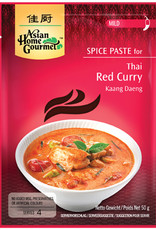 Spice Paste Red Curry Ahg 50G