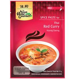 Kruidenpasta Rode Curry Ahg 50G