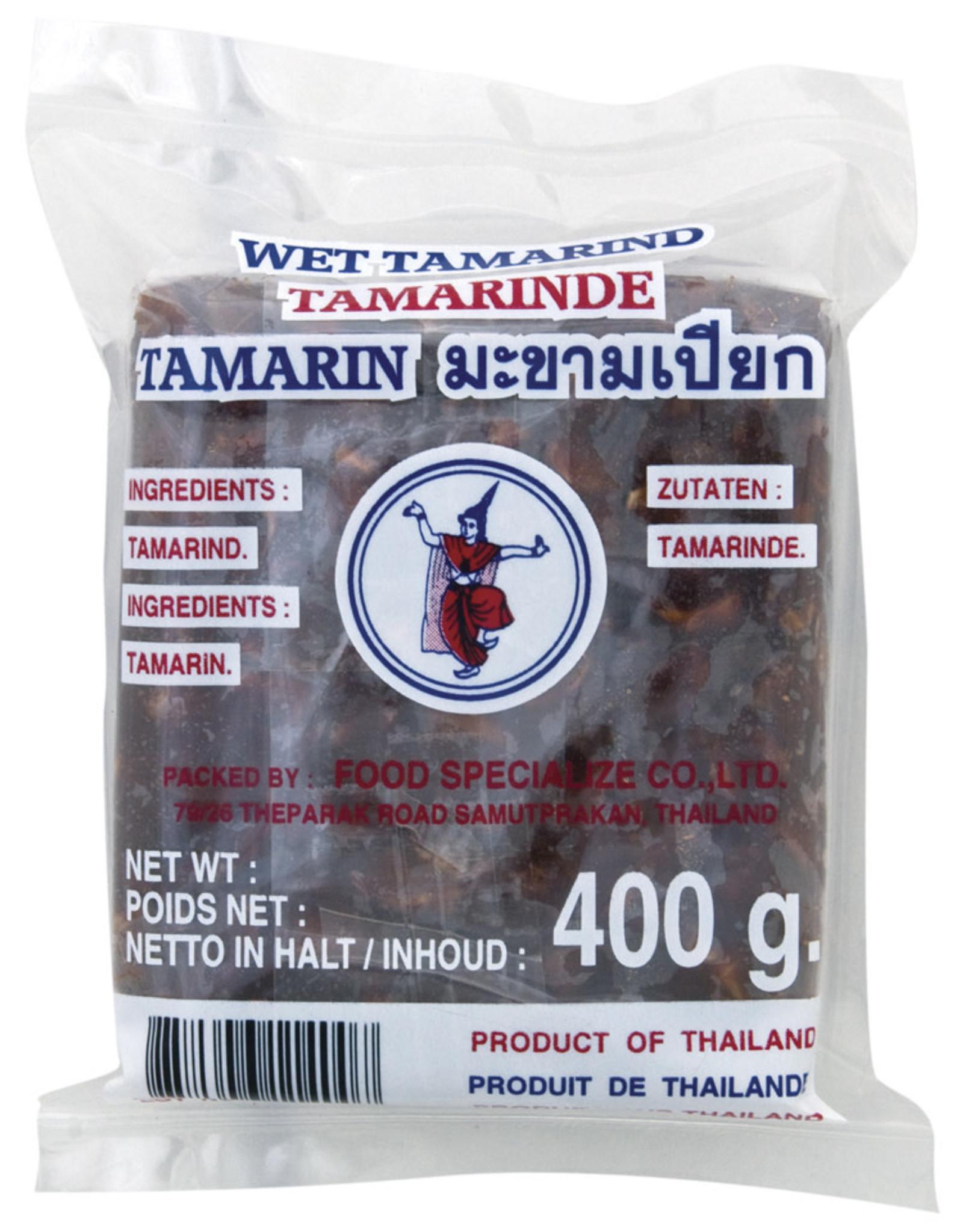 Spices Tamarind Thai Dancer 400G