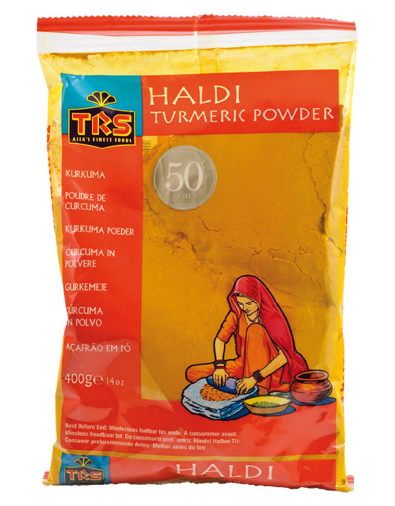 Spices Turmeric/Haldi Ground Trs 400G