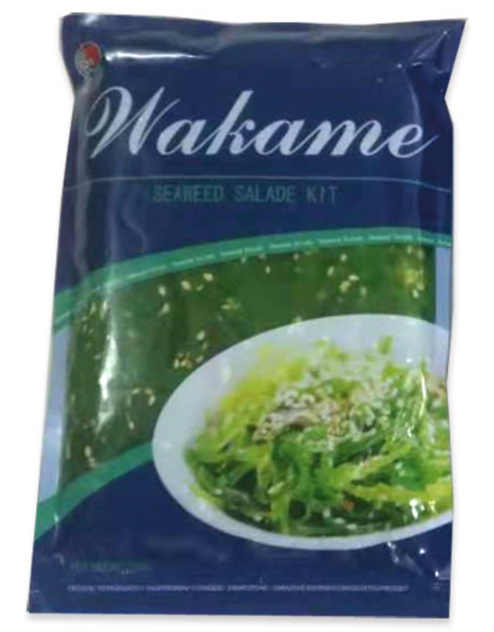 Gemarineerde Zeewiersalade Wakame 250Gr