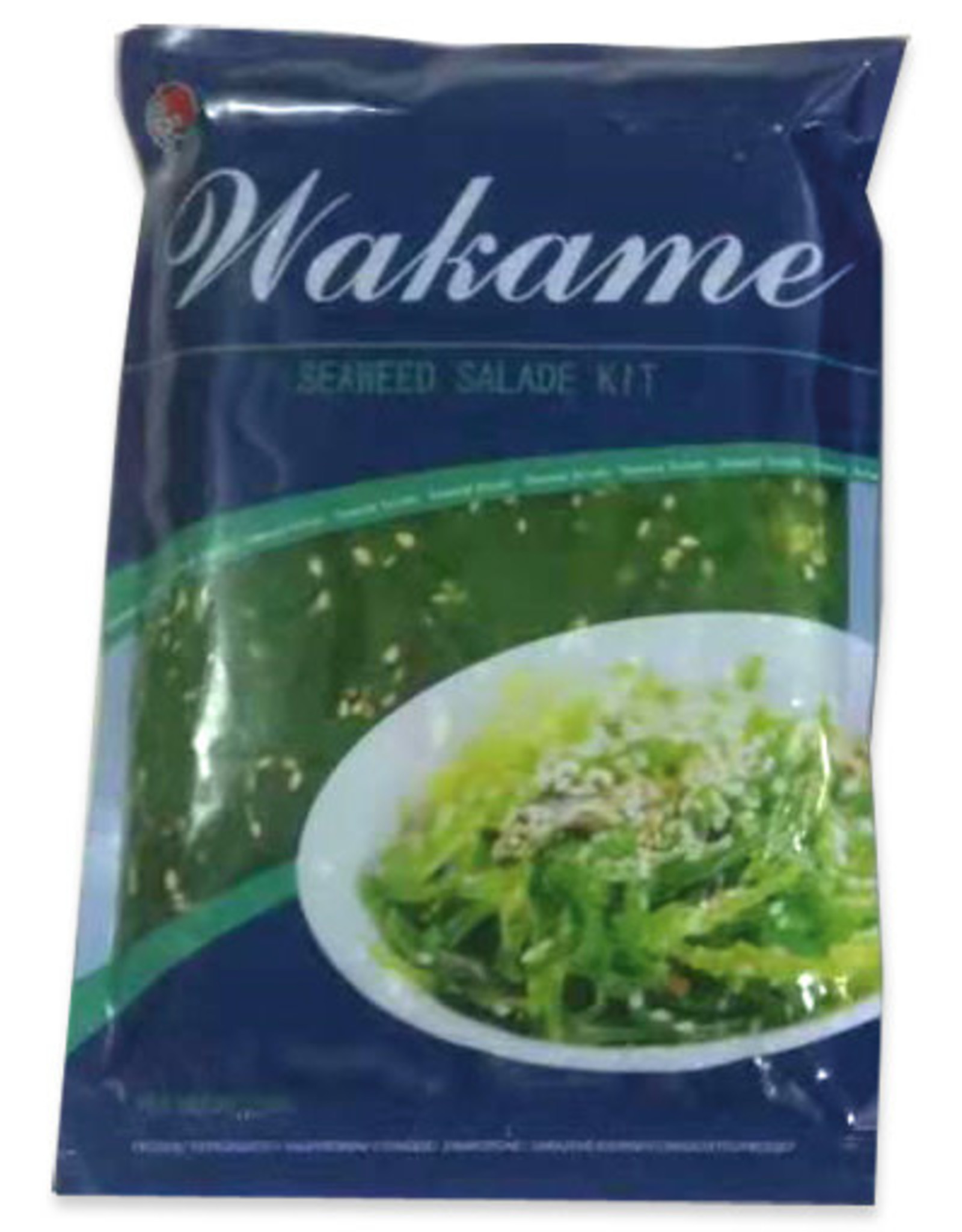 Marinated Seaweed Salad Wakame 250Gr