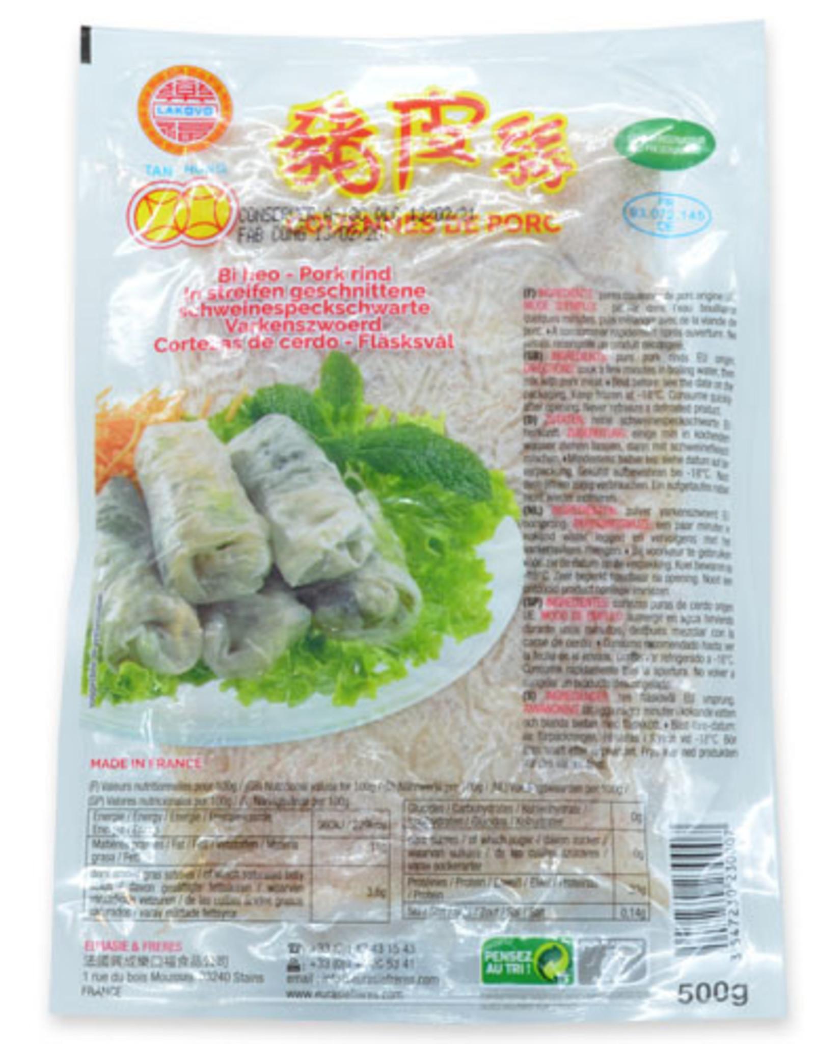 Bì/Da Heo Thái Sợi 500Gr