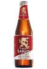 Bier 4,9% Alc. - Plato 355 Ml.  SAIGON