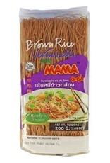 Brown Rice Vermicelli  200 Gr.  Mama