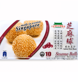 China Town Sesame Balls Red Bean