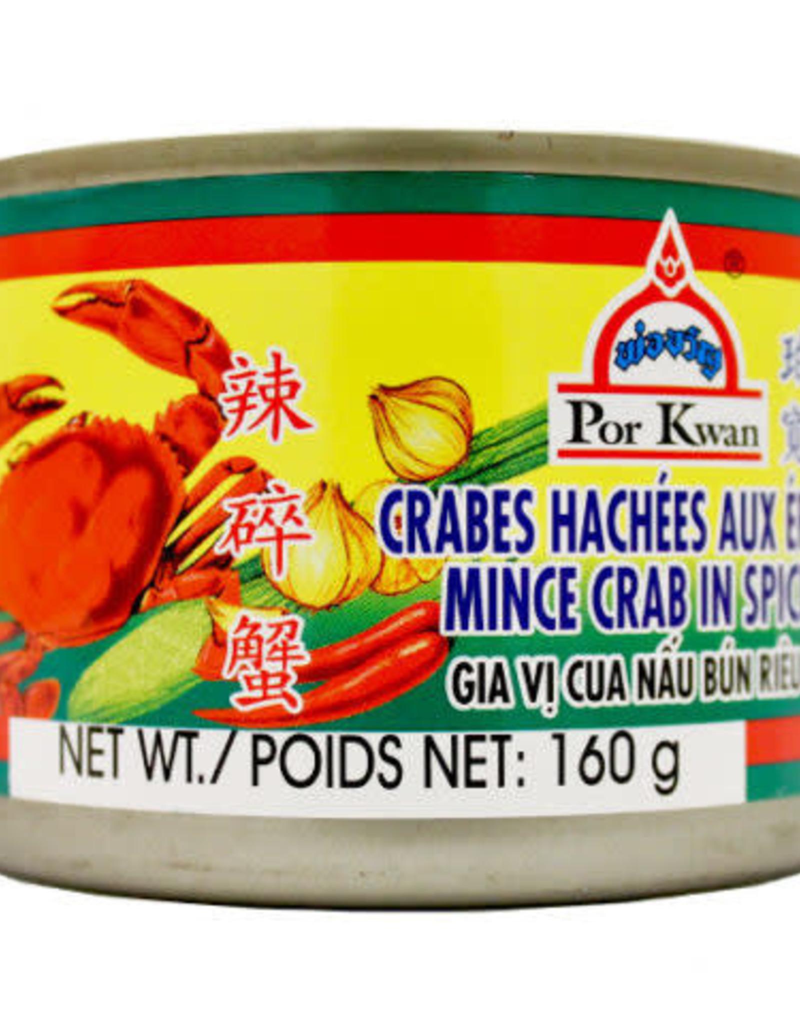 Crab Paste 160Gr. Por Kwan