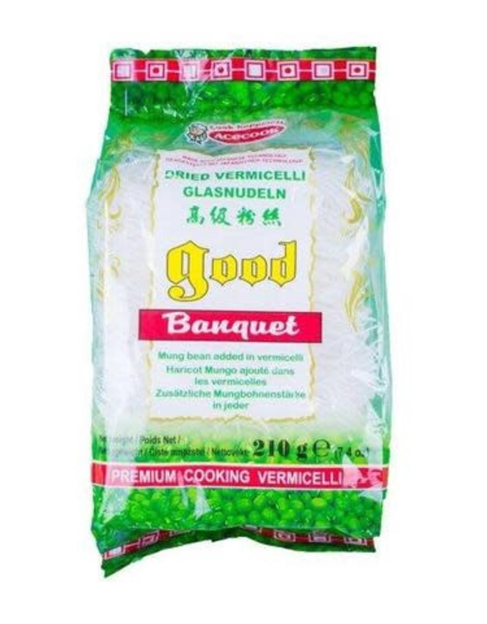 Gd Bean Vermicelli 210 Gr Acecook