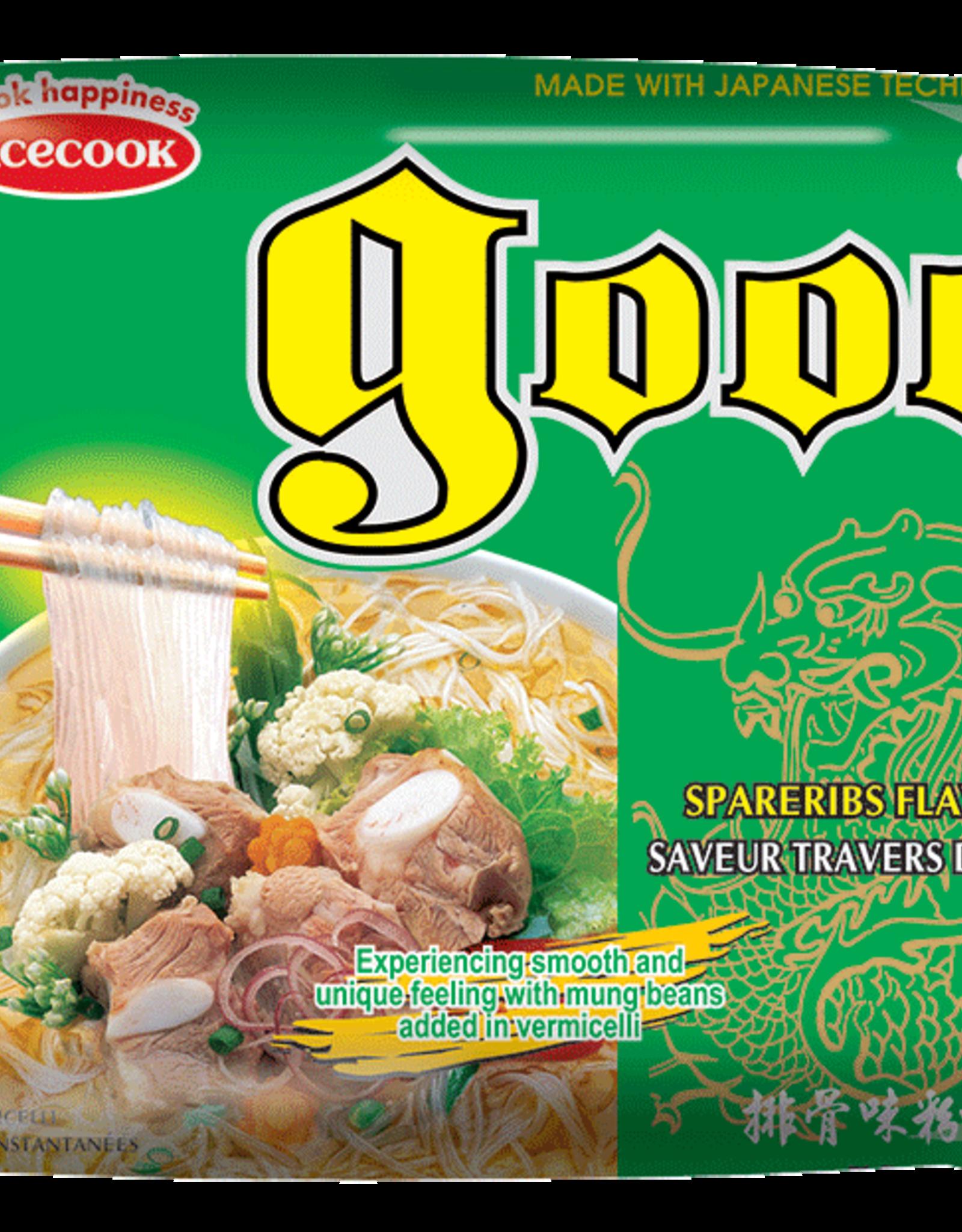 Gd Instant Vermicelli Sparerib 56 Gr. Acecook