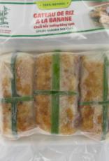 Gegrilde Banaan Rijst Cake 450Gr.  Bamboo Tree