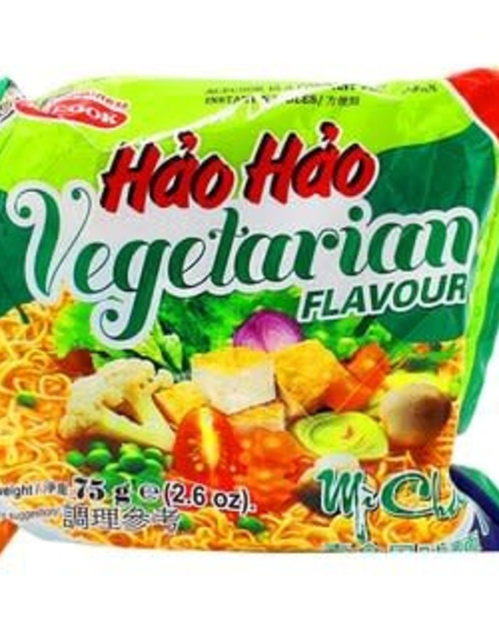Hh Instant Noodle Vegetarian 75 Gr. Acecook