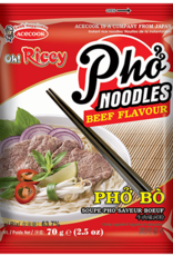 Or Instant Rice Noodle Beef 70 Gr.  Acecook