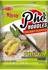 Or Instant Rice Noodle Chicken 71 Gr.  Acecook