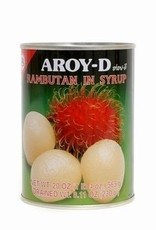 Rambutan In Syrup 565 Gr. Aroy-D