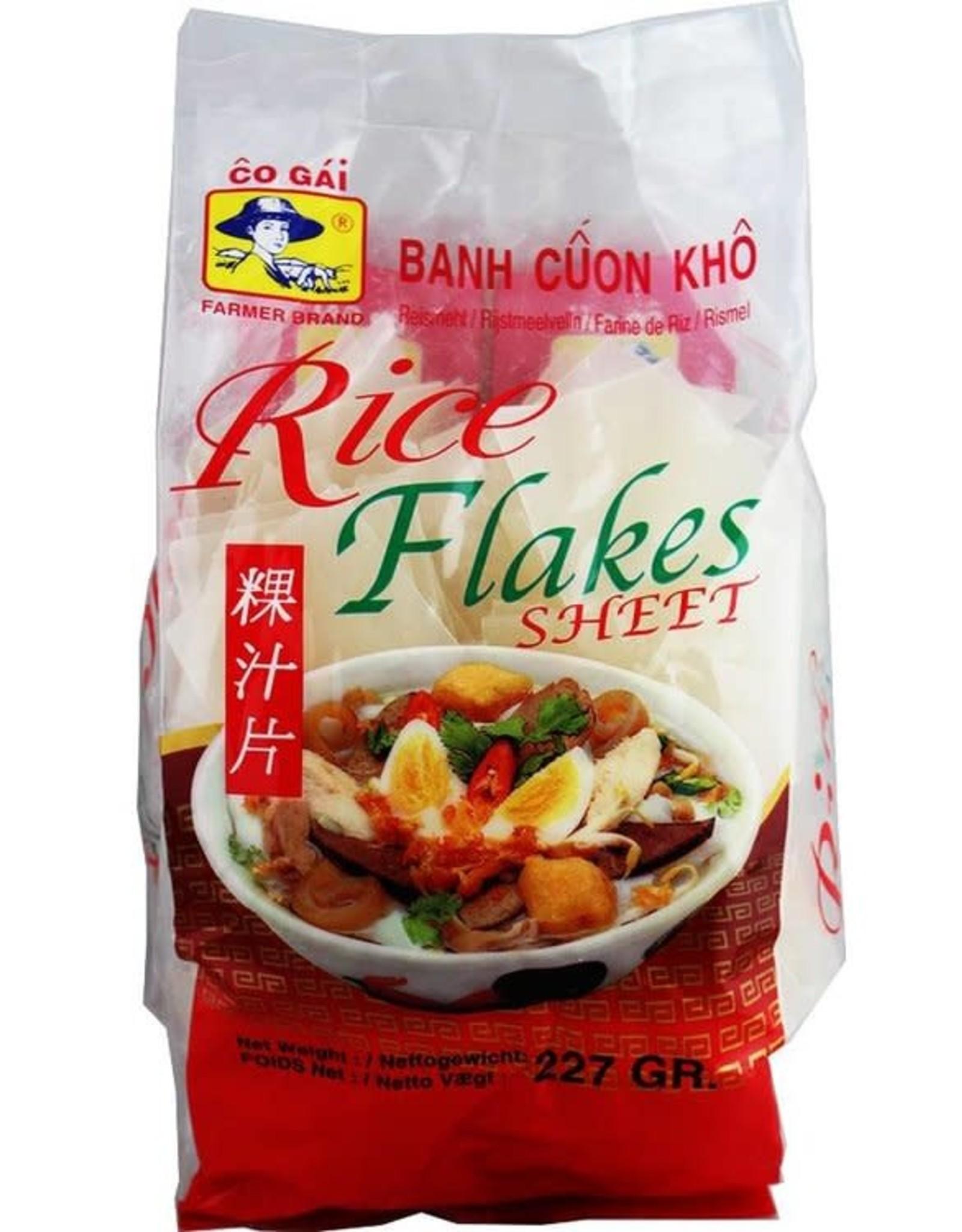 Rice Flakes 227 Gr. Farmer