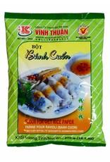 Vinh Thuan Rice Flour (Bot Banh Cuon)  400 Gr.  Vinh Thuan