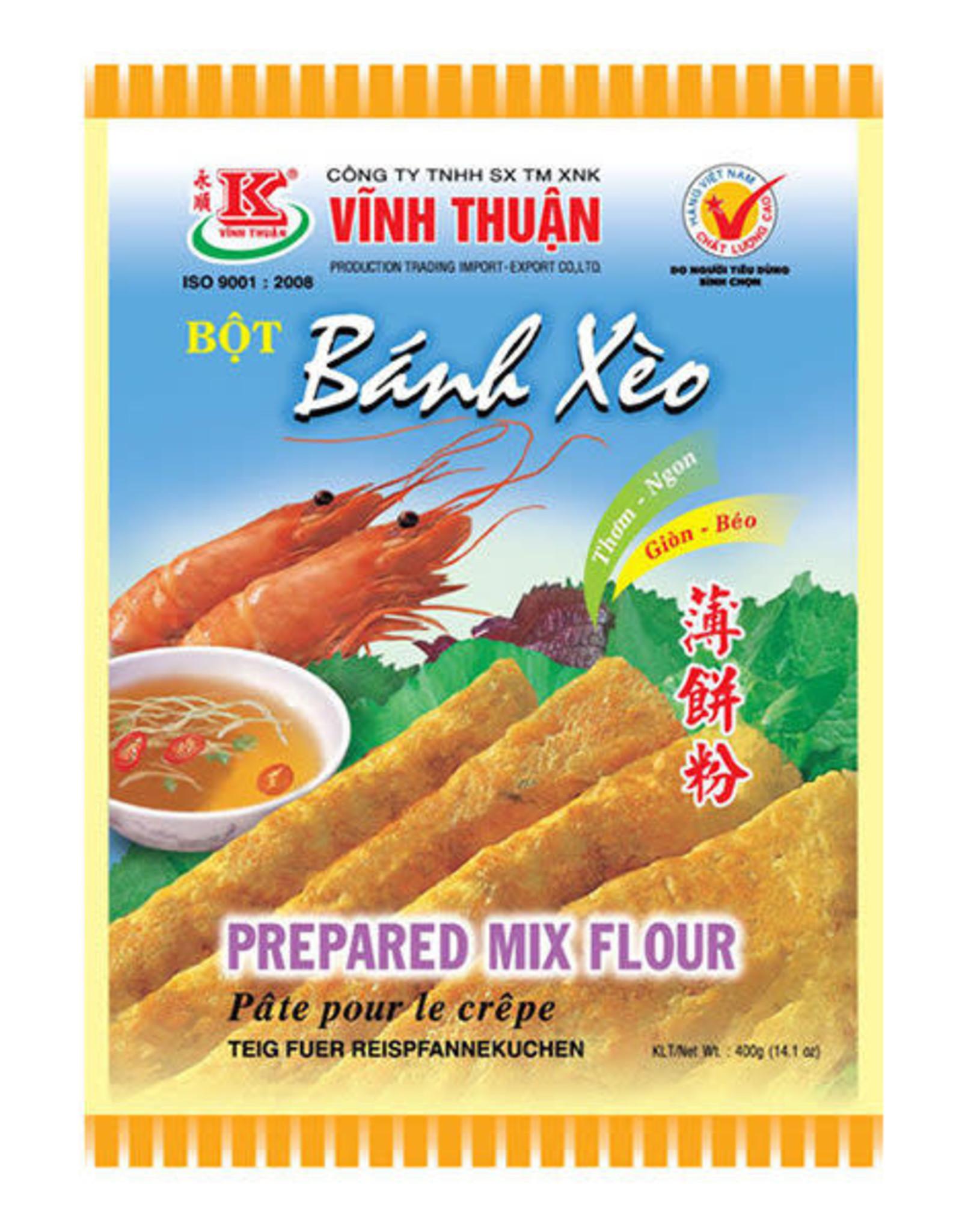 Rice Flour (Bot Banh Xeo)  400 Gr.  Vinh Thuan