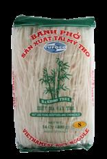 Rijst Noedels 1 Mm 400 Gr  Bamboo Tree