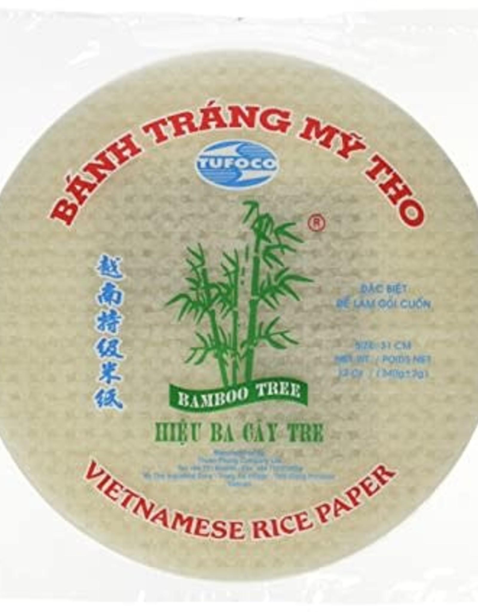 Rice Paper 31 Cm 340 Gr  Bamboo Tree