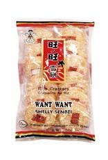 Sweet Senbei Rice Crackers  150 Gr.  Want Want