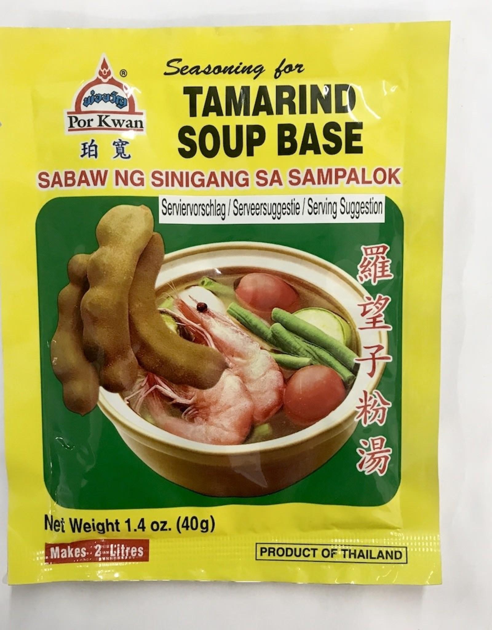 Tamarinde Soepbasis 40 Gr.  Por Kwan
