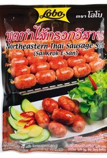 Thai Sausage Seasoning Set  75 Gr.  Lobo