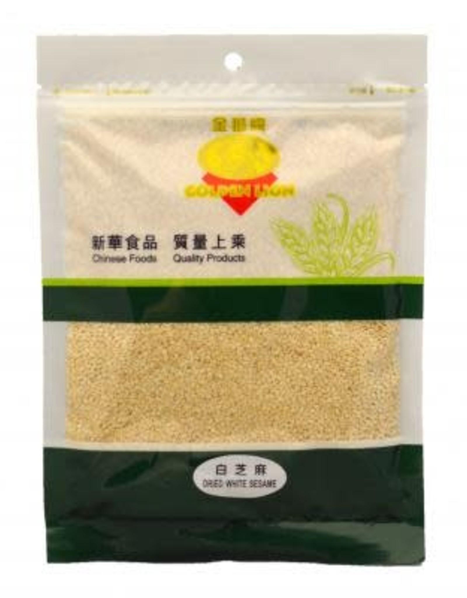 Dried White Sesame 200Gr Golden Lion