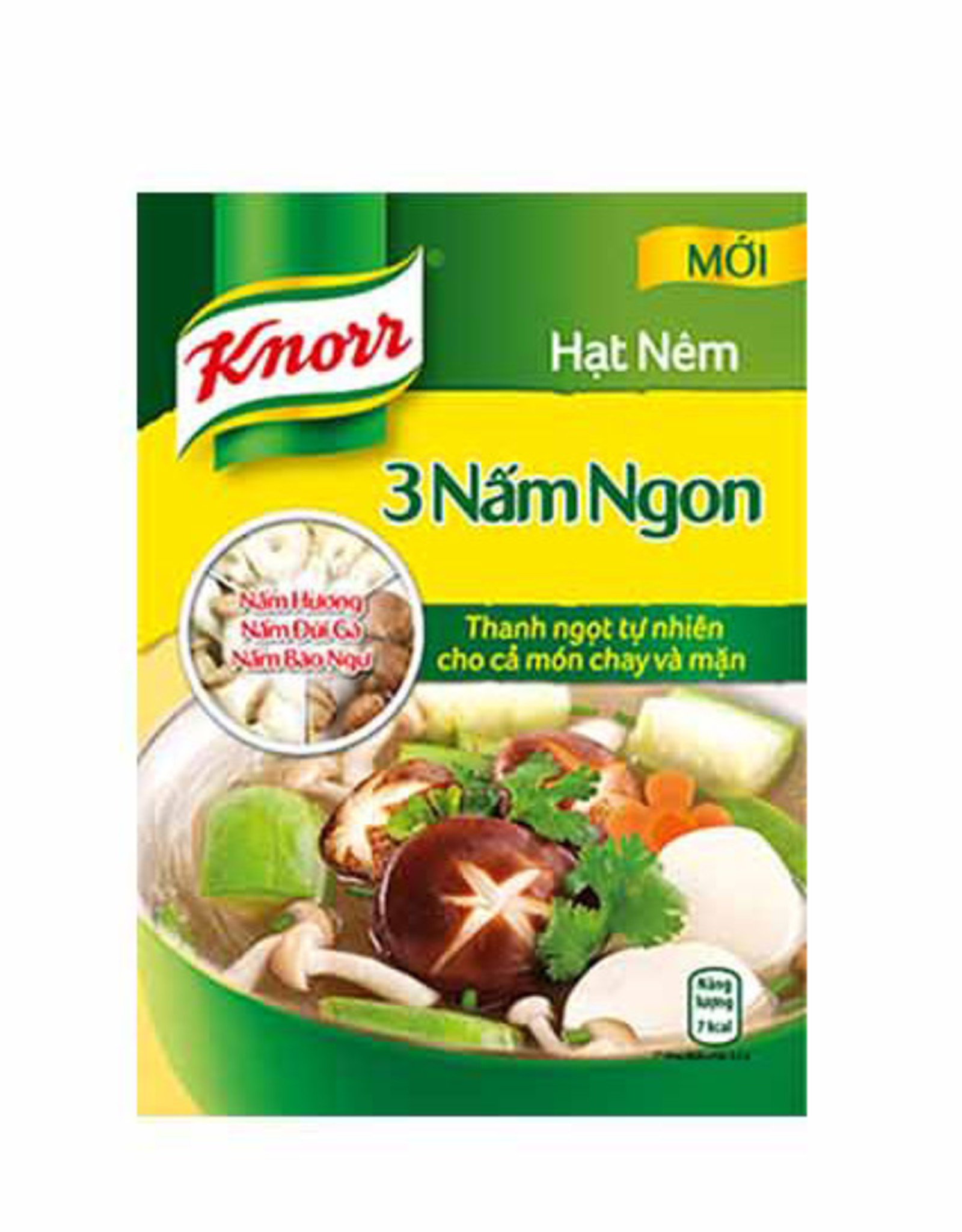 Knorr Three Mushrooms Granules 170 G