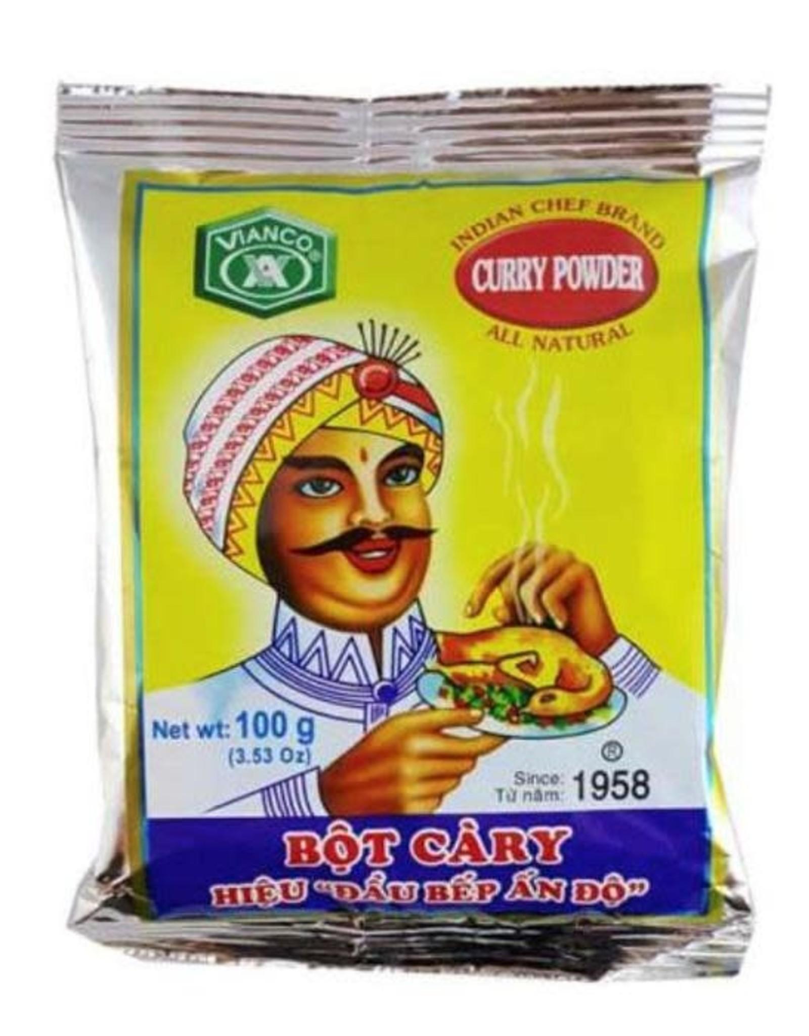 Vianco Curry Poeder Ind 100 G