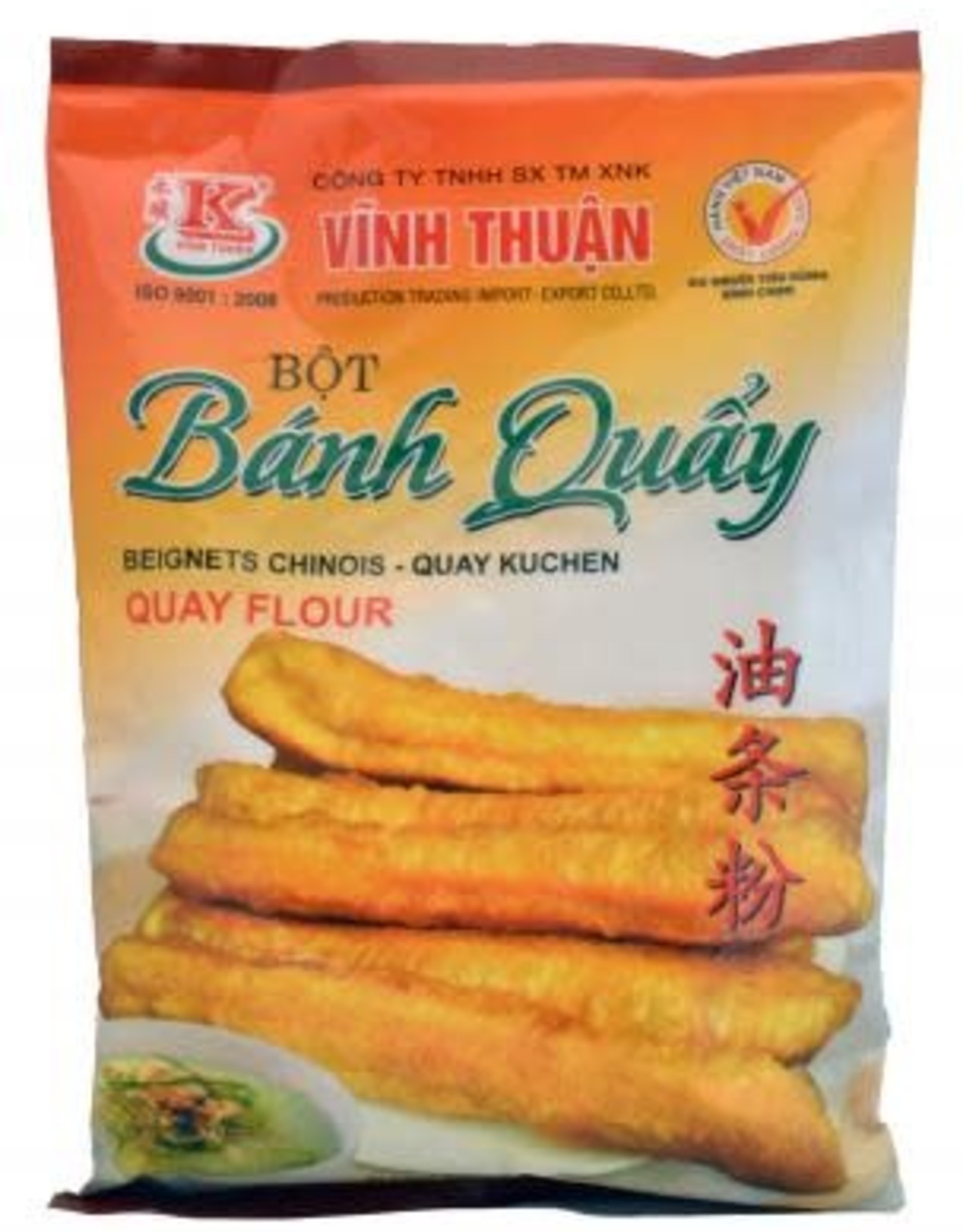 Vinh Thuan Vt Chinese Bread Sticks Mix Powder 400 Gr