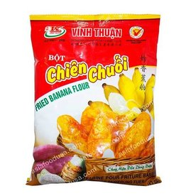 "Vt Fried Banana Flour ""Chien Chuoi"" 340G"