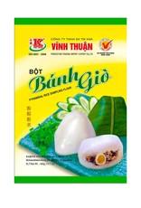 "Vt Rice Flour Pyramid Dumpling ""Bot Banh Gio"" 400G"