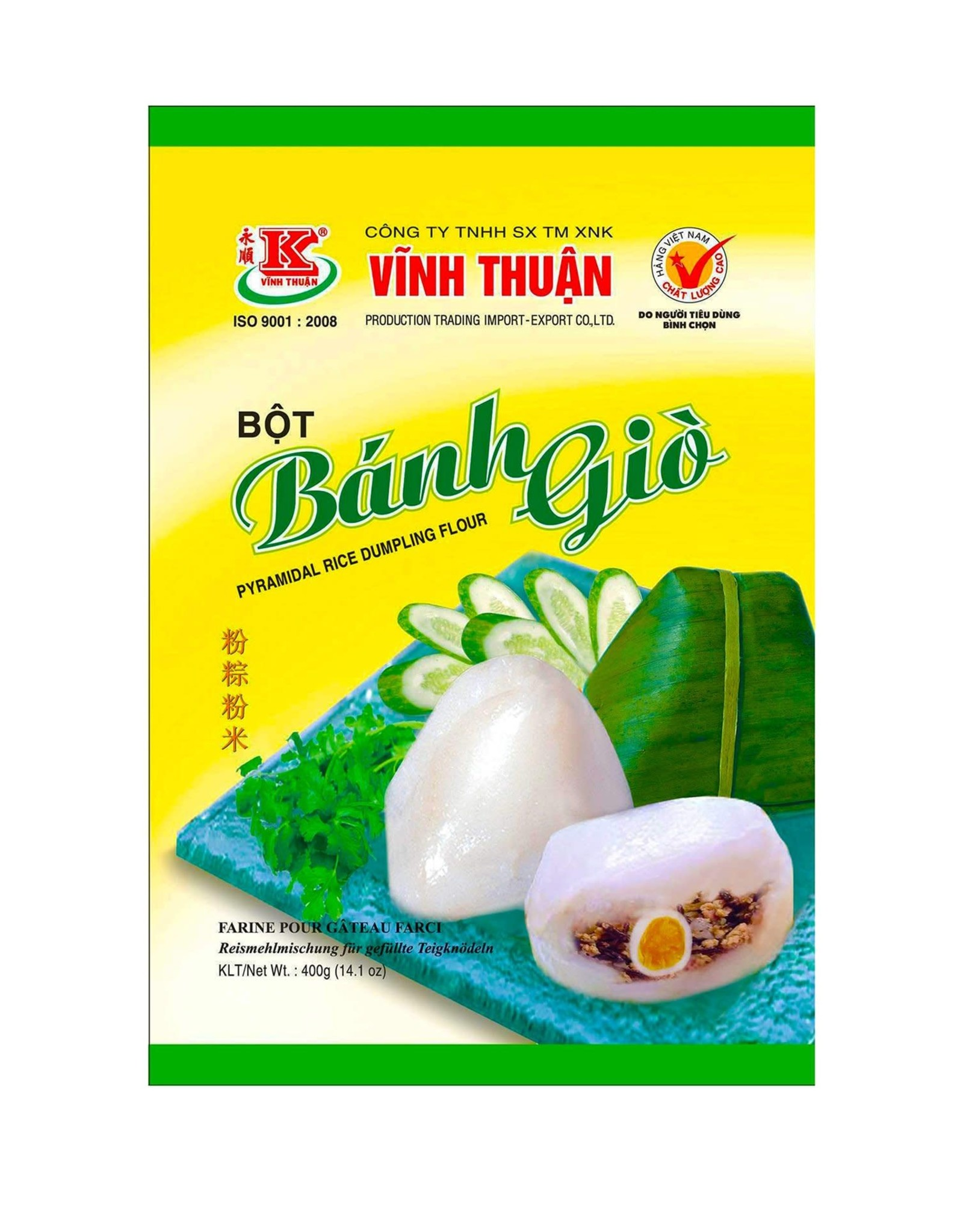 Bột Bánh Giò Vĩnh Thuận 400G