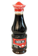 Chin Su Soy Sauce Chili/Garlic 250Ml