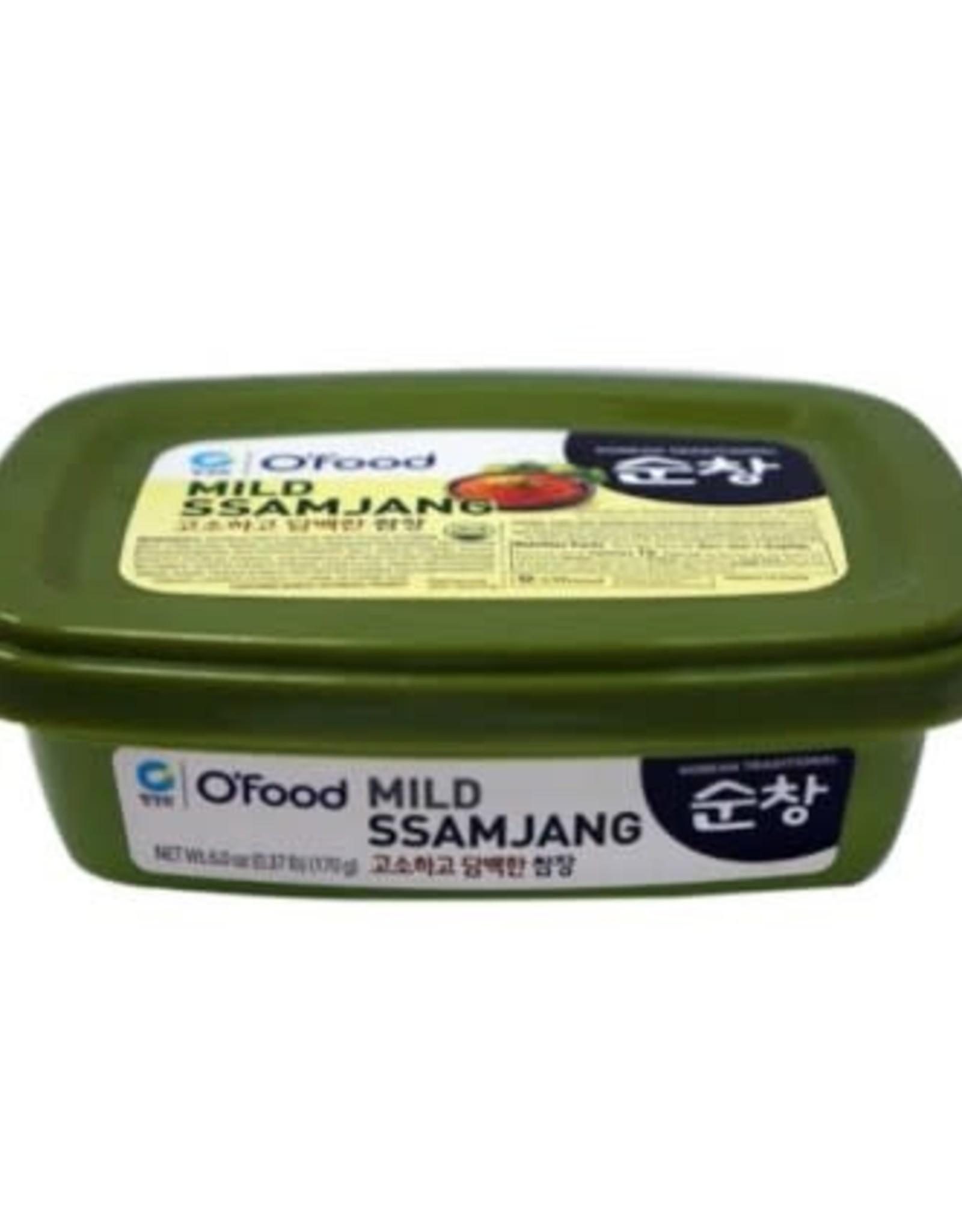Kr Cjw Mild Soy Bean Paste 170G