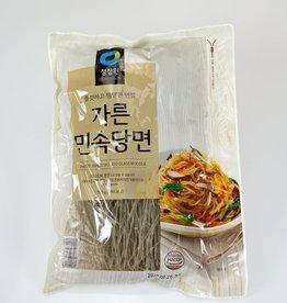 Kr Cjw Sweet Potato Glass Noodle Pre-Cut 300G