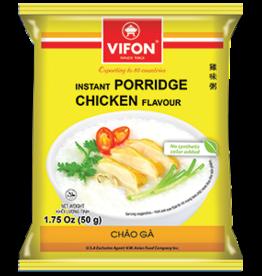 Vifon Inst Rice Porridge Chicken Flavour 50G