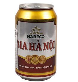 Beer Ha Noi Tin 330Ml