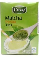 Cozy Matcha Milk Tea 3-In-1 18X17G
