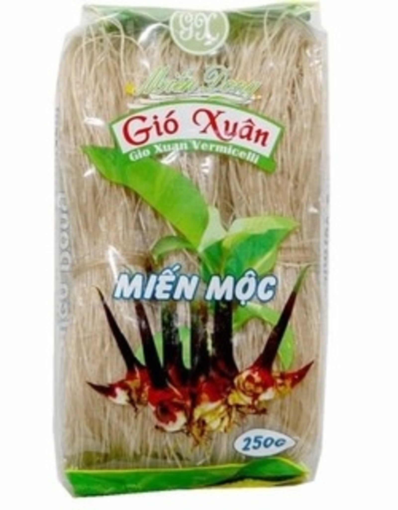 Glazen Noedel Gio Xuan 250G