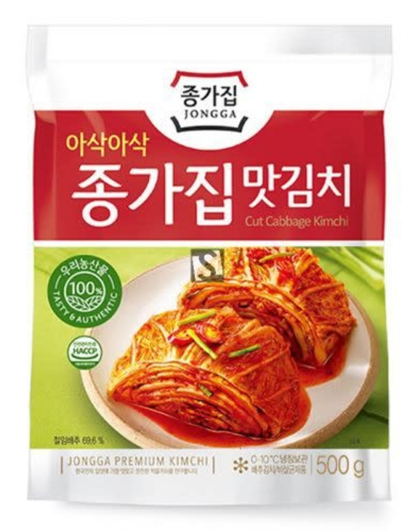 JONGGA Mat Kimchi Jongga 500Gr