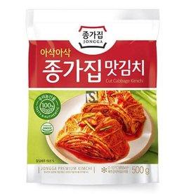 JONGGA Kimchi Cắt Sẵn Jongga 500Gr