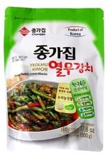 JONGGA Yeolmu Kimchi Jonga 500Gr