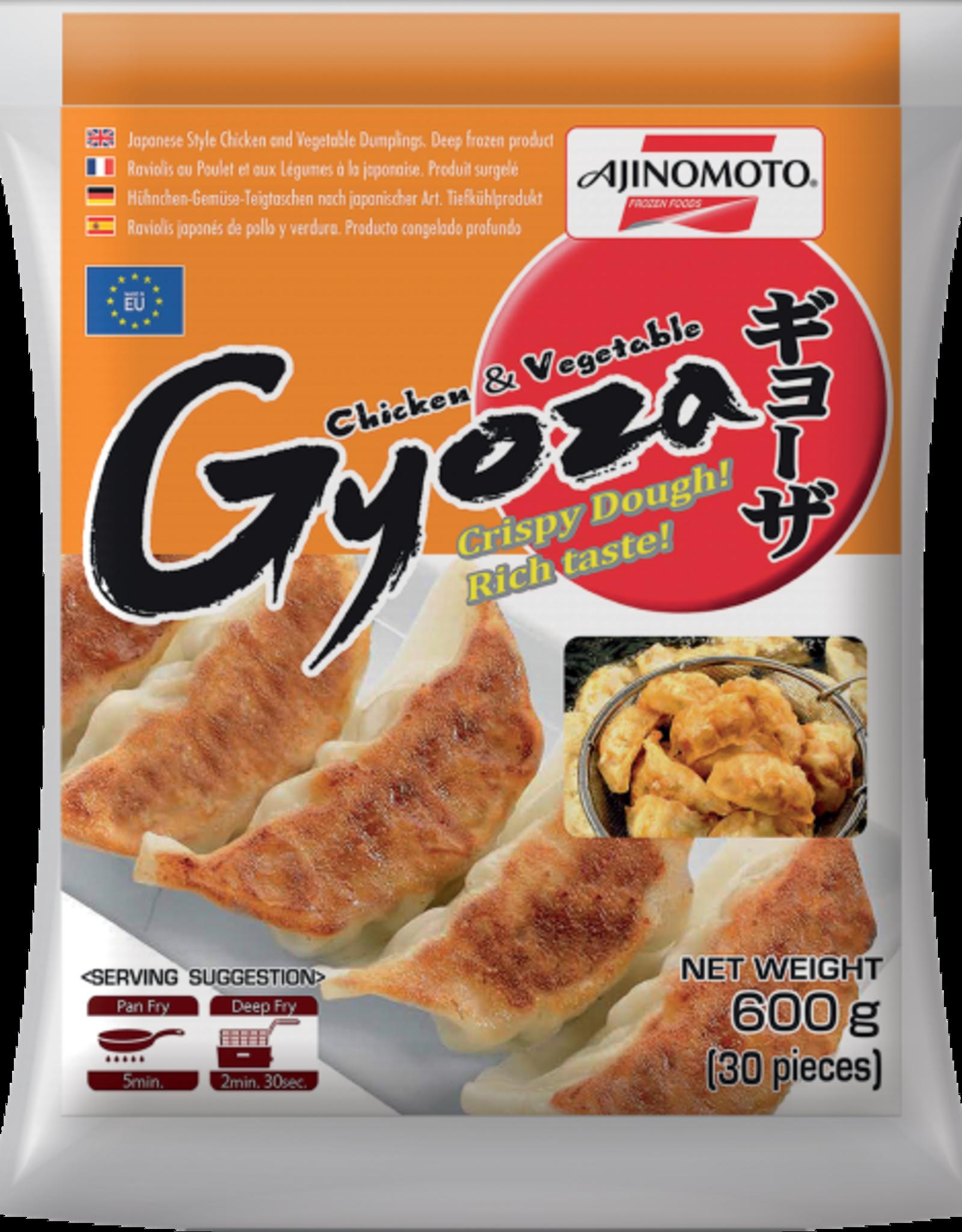 AJINOMOTO Chicken & Veggie Gyoza 600G