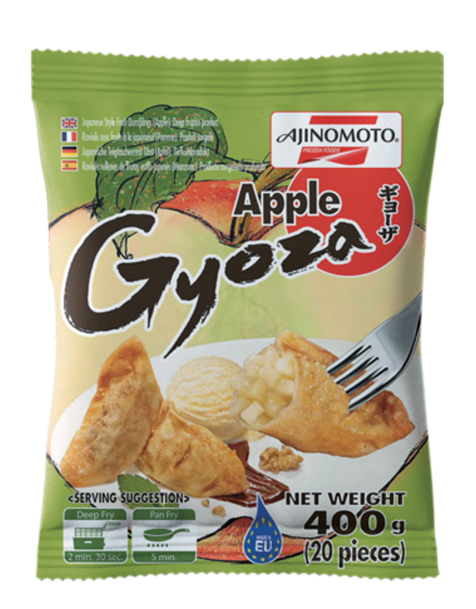 AJINOMOTO Apple Gyoza 400G